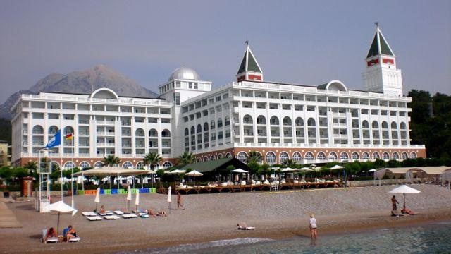 Amara Dolce Vita Ansicht vom Strand