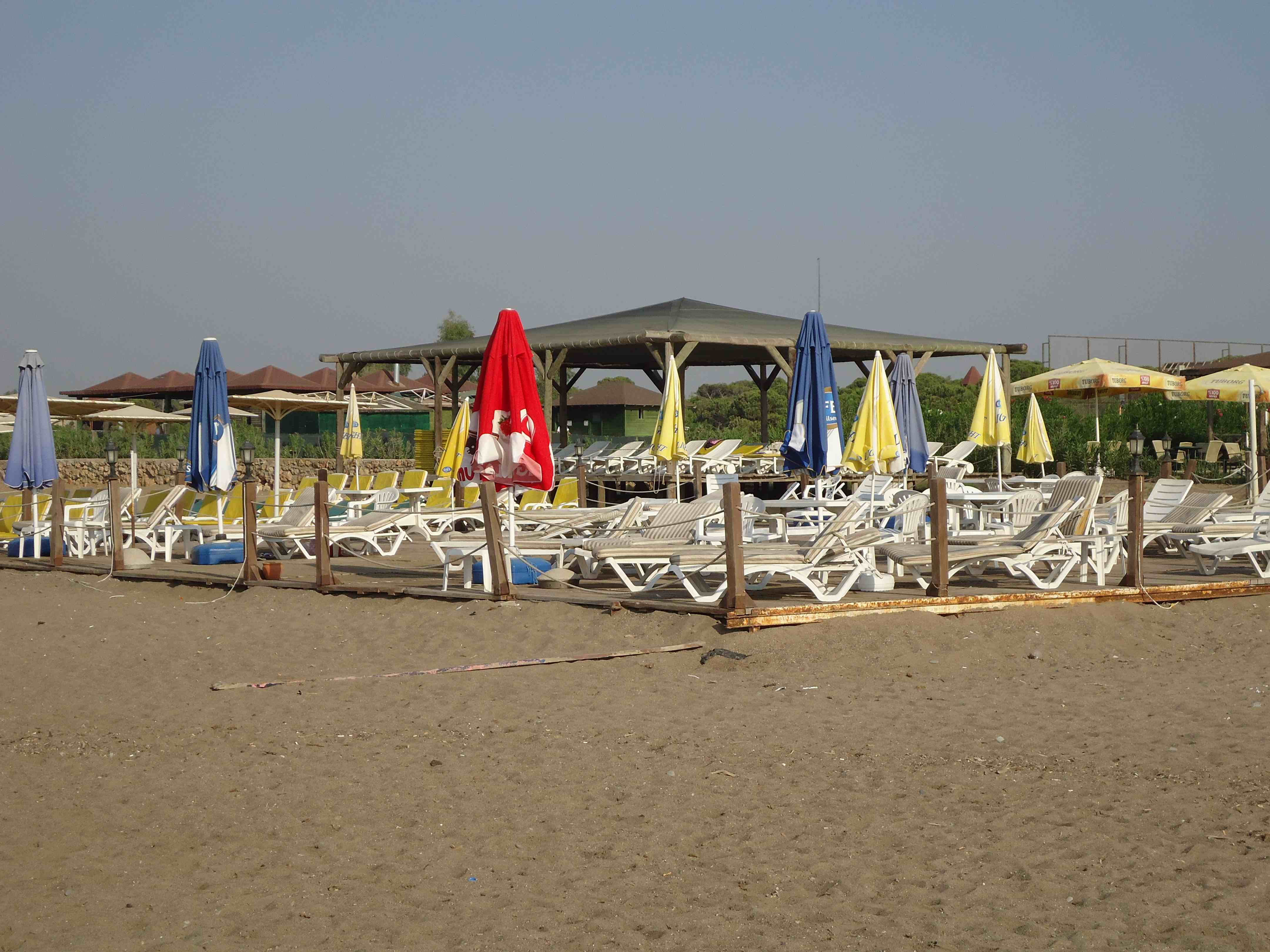 Am Strand von Kadriye