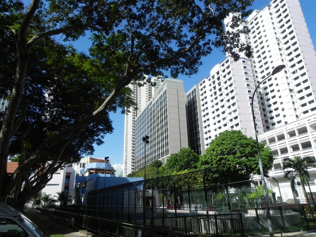 Singapur Hotel Lavender