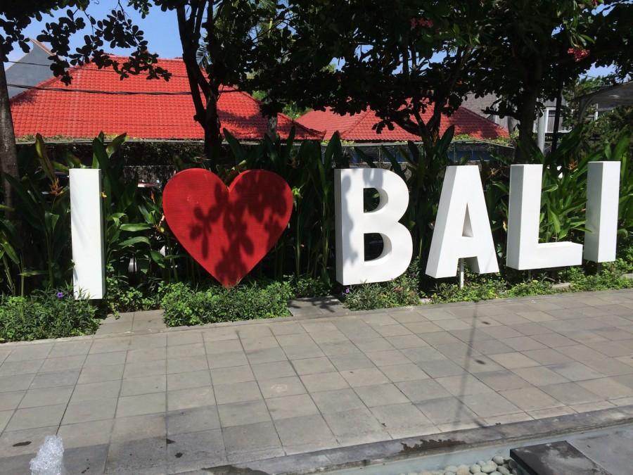 I like Bali